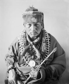 The Sauk Indians lived in what is now Rock Island, Illinois. Description from…