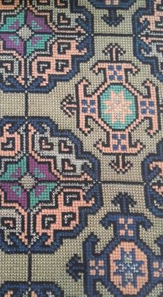 Gallery.ru / Φωτογραφία # 93 - KENTHMATA - ergoxeiro Cross Stitch Tree, Cross Stitch Embroidery, Embroidery Patterns, Cross Stitch Patterns, Knitting Patterns, Palestinian Embroidery, Needlepoint, Bargello, Needlework