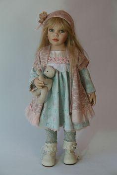 Zawieruszynski Dolls Lusia #Zawieruszynski