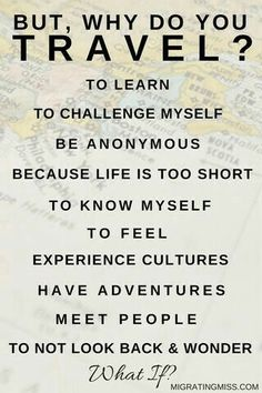 New travel tips quotes vacations Ideas Adventure Quotes, Adventure Travel, Voyager Seul, Wanderlust Quotes, Best Travel Quotes, Travel With Friends Quotes, Travel The World Quotes, Memories Quotes, Travel Alone