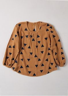 Blouse Triangles