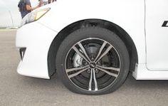Bridgestone Run-Flat Tires Article from Jean Knows Cars Read More Here: http://www.jeanknowscars.com/cool-tech/aftermarket-car-parts/bridgestone-run-flat-tires/