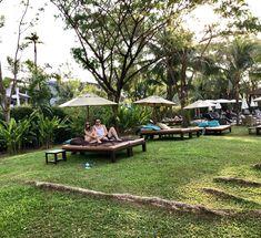Summer in Thailand Outdoor Furniture, Outdoor Decor, Sun Lounger, Thailand, Patio, Lifestyle, Summer, Home Decor, Chaise Longue