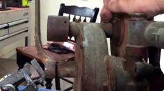 Old human powered tools