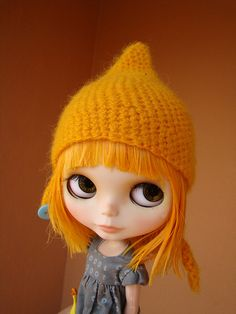 #Blythe... this one is so cute!!