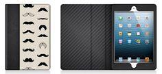 Griffin Folio iPad mini case - with mustache!