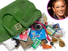 LeAnn Rimes: What's in My Bag?