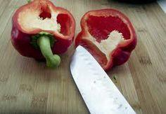 Bellpepper for ingredients