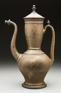 Seth Green      Ewer  15x12x6  Stoneware; ^10 reduction