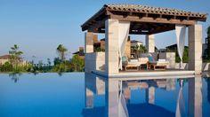 The Romanos Pool