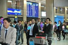 하나님의교회(안상홍증인회) 해외방문단 외국인들은 5월 30일부터 약 열흘간의 방한 일정을 진행하고 있다.