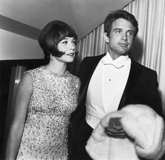 Brother and sister, Shirley Maclaine and Warren Beatty