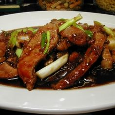 Mongolian Beef by cookingtipoftheday.  MY NOTES:  this was super yummy!!
