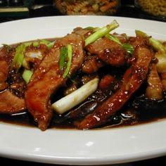Mongolian Beef by cookingtipoftheday