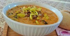 Foto: Sara B. Hansen. D et her er bare en rigtig lækker suppe som hele familien vil kunne lide og lave igen og igen og samtidig er den...