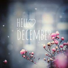Hello December ♡