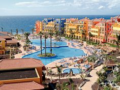 Hotel Bahia Principe, Costa Adeje, Spain.  THIS IS WHERE WE R GOING WOOO