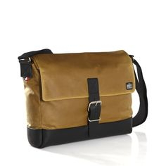 Sac Belleville moutarde Made in France par Ateliers Auguste