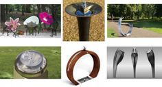 The Royal Parks held a design competition for the most original and innovative drinking fountain designs to be placed in their public spaces. Fountain Design, Royal Park, Drinking Fountain, Design Competitions, Parks, Fancy, Outdoor Decor, Parkas