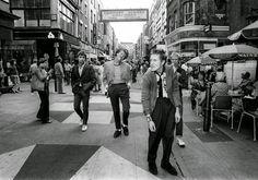 Sex Pistols, Carnaby Street, London 1976  © Ray Stevenson