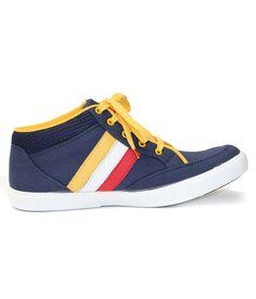 Men Casual Denim Shoe - Blue  Rs.649.00