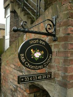 british pub signs-with phone a good idea or website British Pub, British Style, Pub Signs, Wedding Venue Inspiration, Urban Setting, Space Wedding, Shop Fronts, Store Signs, Hanging Signs