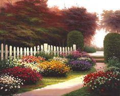 Дивные сады Egidio Antonaccio: публикации и мастер-классы – Ярмарка Мастеров