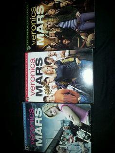 .Veronica Mars DVD sets.