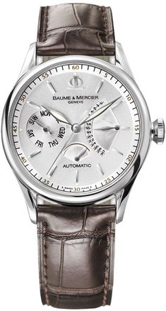 Baume & Mercier Classima Executives William Baume Mens Wristwatch Model: MOA08736