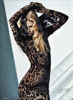 :::: Luv to Look ::: 'Cuz there's beauty in luxury: Sexy leopard prints dress