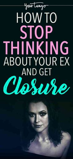 If you can't stop thinking about your ex after a breakup, you're not alone. Good news: you can get closure! Find out the discreet way to finally move on.