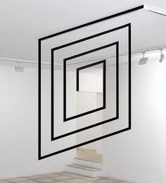 Illusion shape