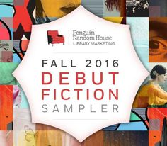 Win a $100.00 Collection of debut novels! Enter for your chance to win a tote filled with assorted debuts featured in the Fall 2016 Debut Fiction Sampler.
