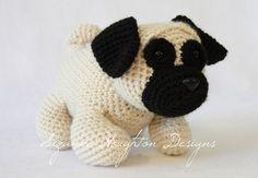 Crochet Pug