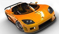 The Best Cars - 3D Artwork and Illustrations   Dezinerfolio