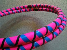 Budget Blueberry Dance & Exercise Hula Hoop by DanceHoops on Etsy