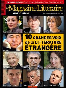 Magazine Littéraire (août 2013)
