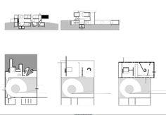 Rem Koolhaas; House in Bordeaux, 1998