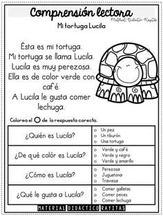 Speech Activities, Classroom Activities, Learning Activities, Spanish Lessons For Kids, Spanish Teaching Resources, Speech Language Therapy, Speech And Language, Special Education Behavior, Reading Anchor Charts