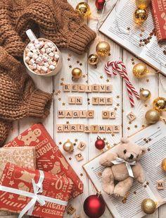 Cool Christmas Trees, Christmas Mood, Little Christmas, Christmas Pictures, All Things Christmas, Merry Christmas, Christmas Decorations, Xmas, Cute Christmas Wallpaper