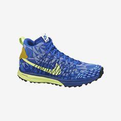 Nike Lunarfresh Sneakerboot - Hyper Cobalt / Photo Blue / Heritage Blue / Volt