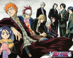 I just finished bleach 100 seconds ago. Damn i miss it already! I will love this anime 4ever!♥♥