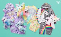 Shop cute pajamas in tons of fun prints and designs to match her individual style with our collection of sleepwear tops, bottoms, onesies and more. Girls Fashion Clothes, Tween Fashion, Girl Outfits, Cute Outfits, Tween Girls, Toys For Girls, Lol Dolls, Barbie Dolls, Justice Accessories