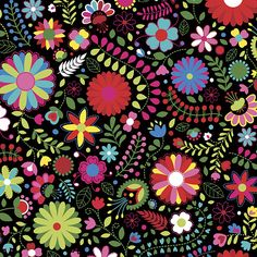 Large Scale Quilting Fabrics (3in) -