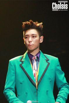 TOP | BIGBANG 'MADE' Tour in Guangzhou (150530)