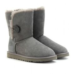 UGG Australia Bailey Button Shearling Boots