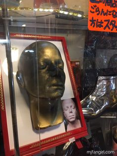 Ahhh! I visited the I LOVE MJ shop in Tokyo! — mjfangirl