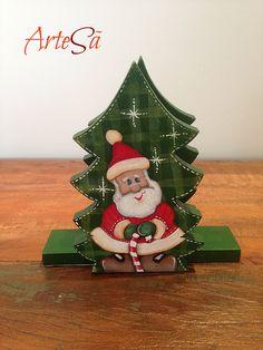 44 Mejores Imágenes De Madera Navidad