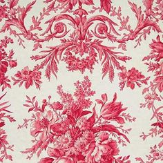 Pink Toile Confection