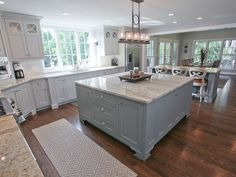 Wonderful Remodeling Your Kitchen Should You Get A Dishwasher Ideas. Exhilarating Remodeling Your Kitchen Should You Get A Dishwasher Ideas. Living Room Kitchen, New Kitchen, Kitchen Ideas, Kitchen Sink, Luxury Kitchens, Cool Kitchens, Square Kitchen, Kitchen Island Decor, Beautiful Kitchens